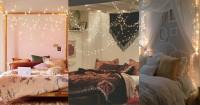 Viral Lampu LED Tumblr Sebagai Dekor Kamar Remaja