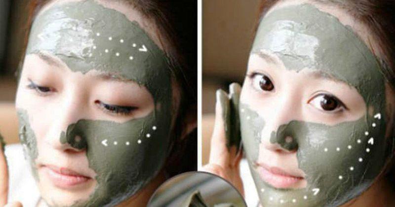 3. Facial mask kacang hijau