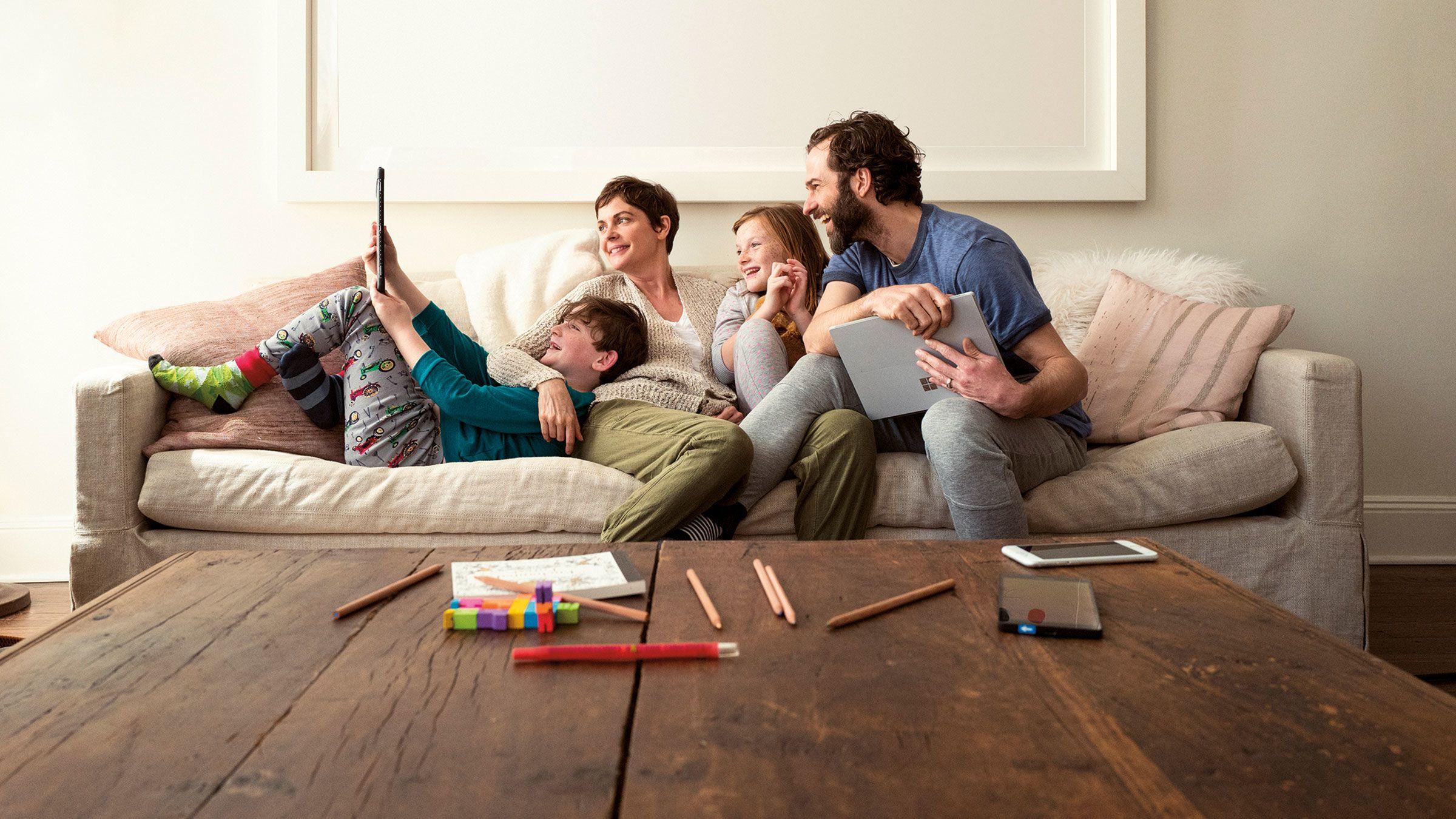 3. Ruang menonton jadi lebih terpakai ruang bersantai mengobrol
