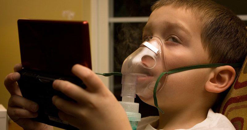 3. Alat terapi uap mudah digunakan