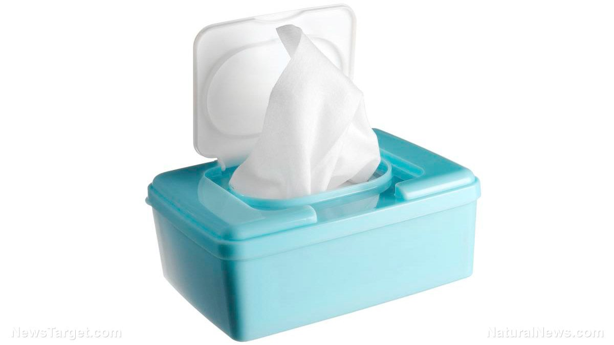 1. Tidak memerhatikanfungsi dari jenis tisu basah