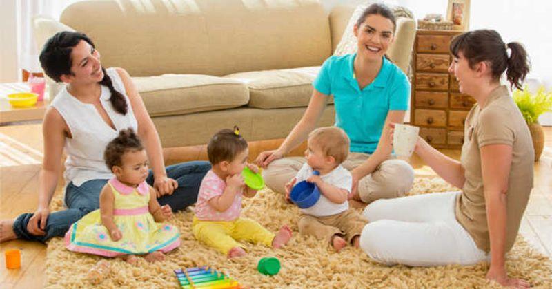 Perkembangan Bayi Usia 11 Bulan Saat si Kecil Mulai Pu Teman