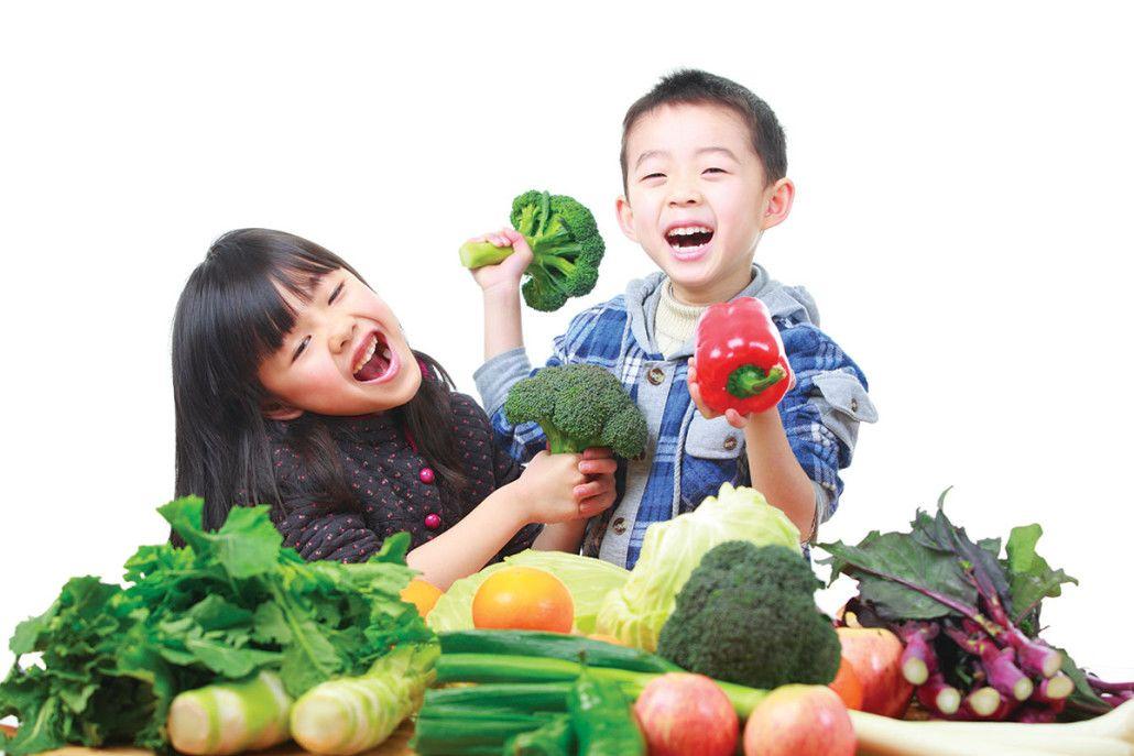 4. Penting Berikan asupan sayuran buah-buahan