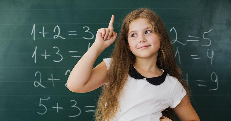 1. Gaya belajar visual membantu anak lebih teratur