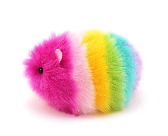 4. Mainan bulu atau rambut