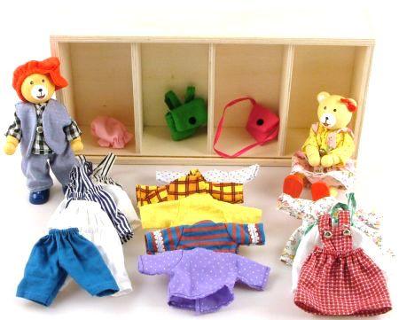 6. Dress up toys