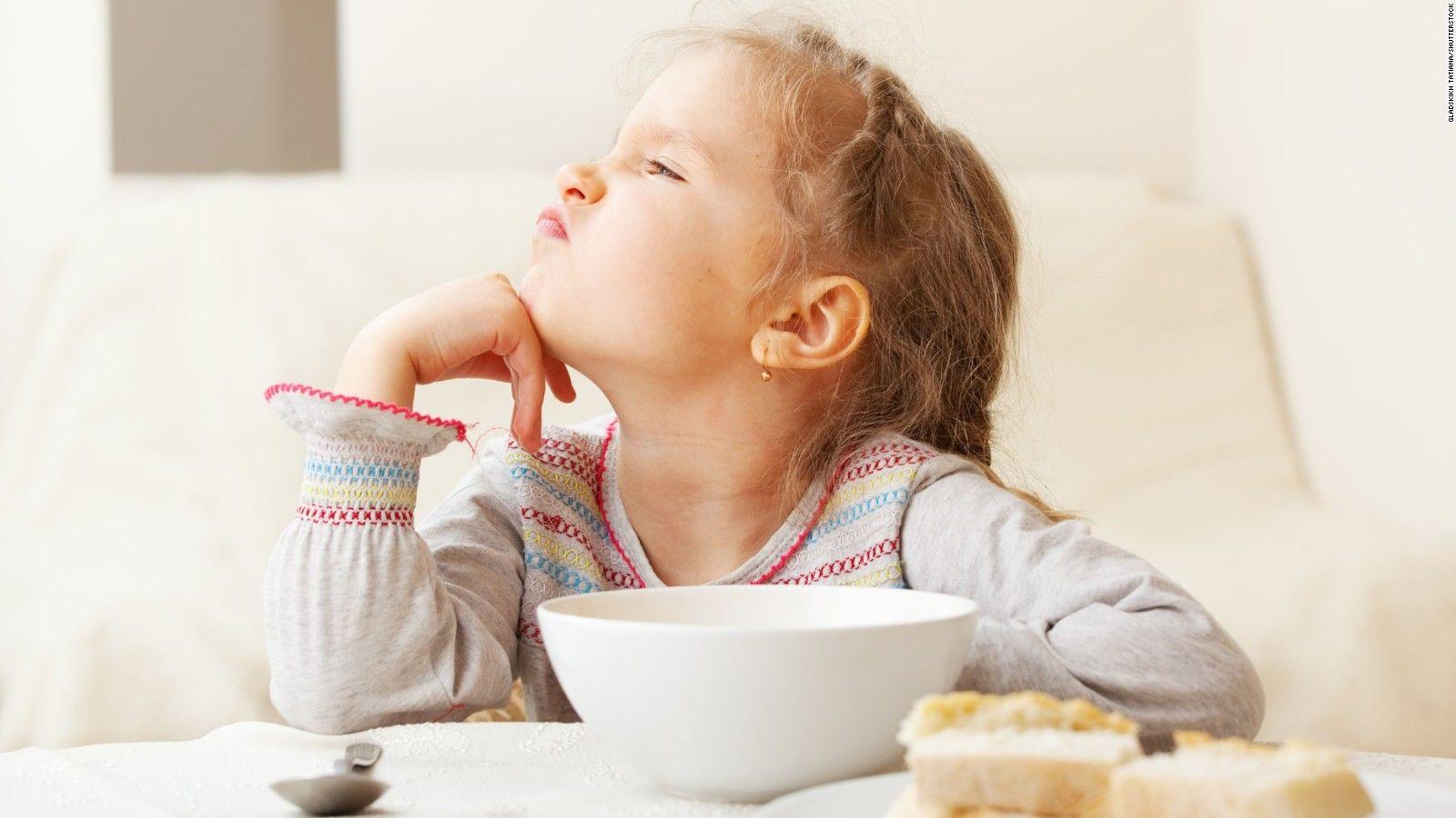 2. Buat si Kecil merasa lapar