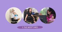 5 The Most Likes