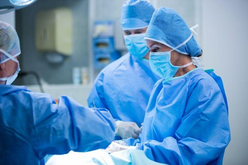 Jalani Operasi Mengeluarkan Urin