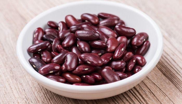 2. Kacang merah menjadi camilan sehat kaya kandungan gizi