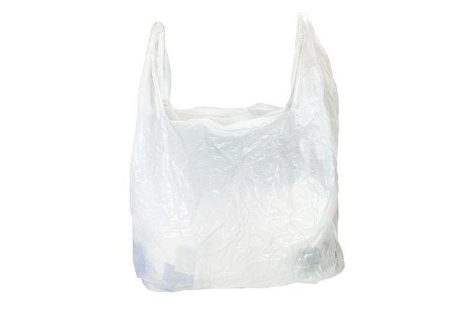 1.Kantong plastik