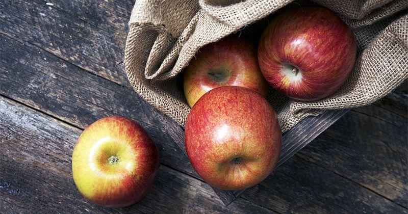 5. Bayam bisa dicampur buah-buahan