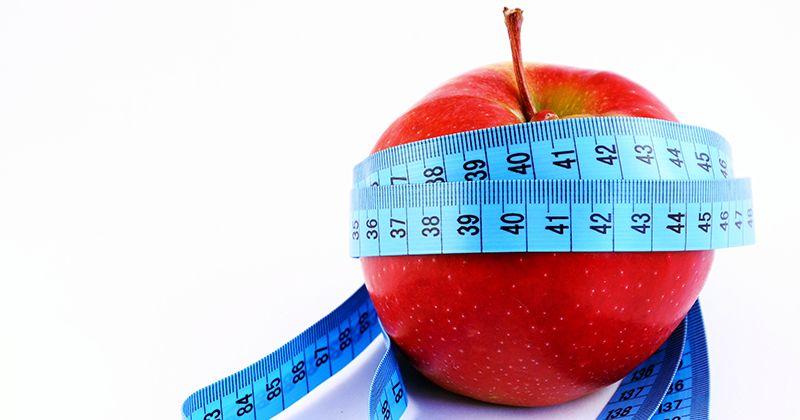6. Menjaga berat badan