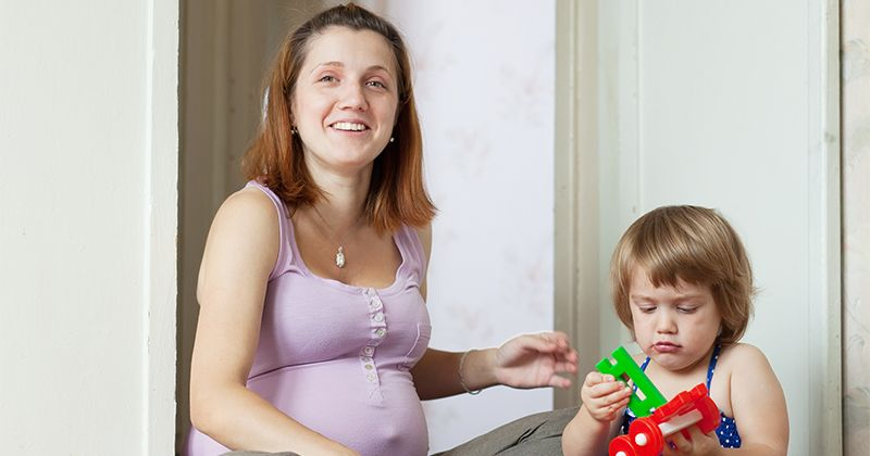 1. Beritahu tentang kehamilan