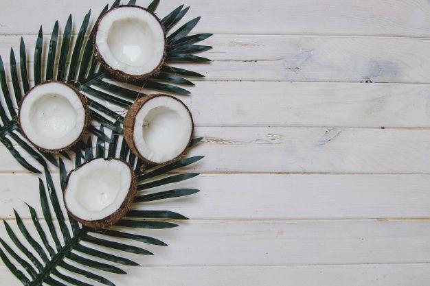 2. Minyak kelapa mengurangi lemak sekitar perut