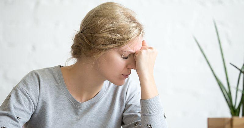 1. Tingkat stres