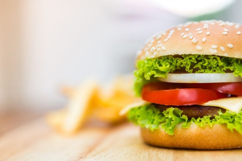 Makanan Cepat Saji Menurunkan Kesuburan
