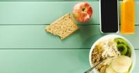 3. Sediakan makanan camilan sehat rumah