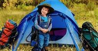 Ini, 5 Manfaat Mengajak Anak Mama Pergi Kemping