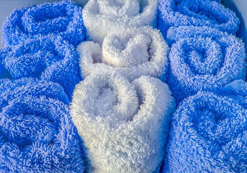 5. Bakteri perlengkapan mandi