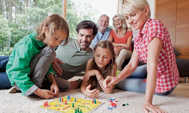 7. Siapkan waktu kumpul keluarga
