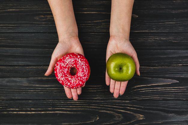 2. Kalori berlebihan