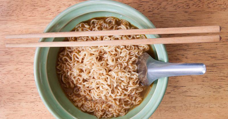 5. Makanan instan makanan kaleng membuat tubuh kesulitan menyerap nutrisi