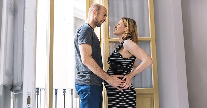 Ingin Suami Terlibat Awal Kehamilan Lakukan 7 Tips Ini