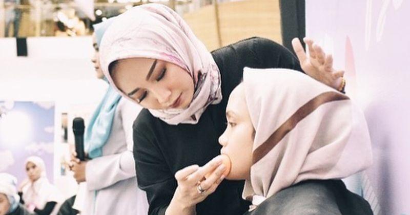 Tips makeup singkat bisa Mama lakukan ditengah kesibukan mengurus anak