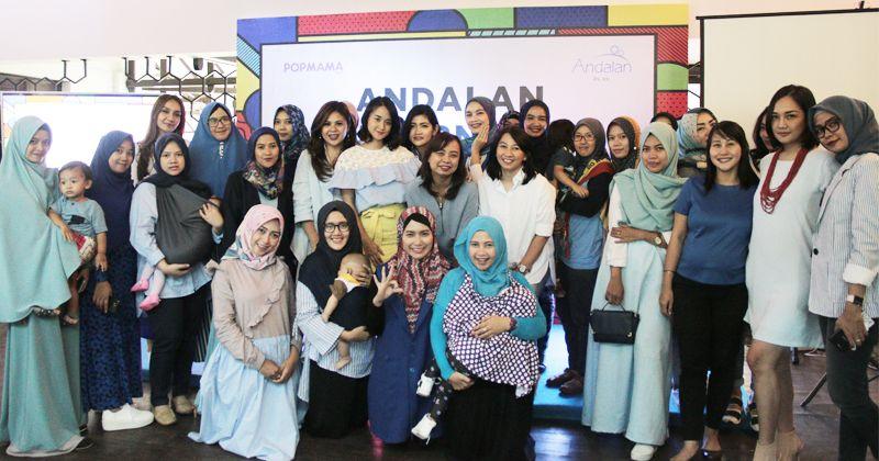 Popmama x Andalan Sukses Adakan Afternoon Soiree Bandung