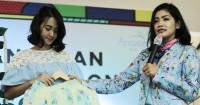 3. Fira Basuki hadir memberikan informasi menarik seputar fashion