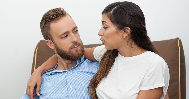 6. Membahas permasalahan langsung pasangan menghidari opini liar orang lain
