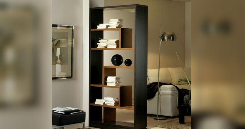 1. Gunakan furnitur multifungsi