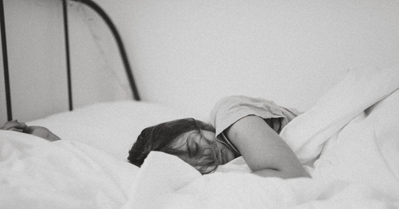 8. Fakta Lebih banyak waktu tidur Mama