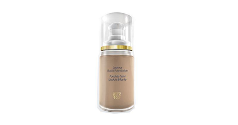 4. Inez Lustrous Liquid Foundation