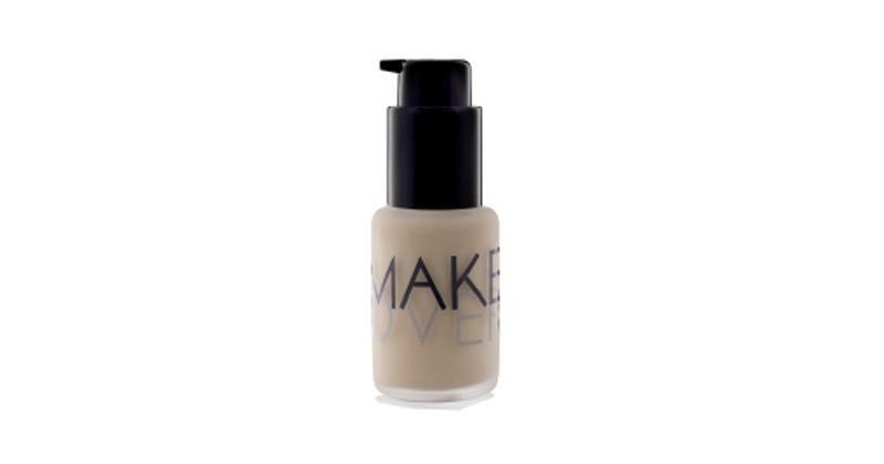 5. Make Over Ultra Cover Liquid Matt Foundation