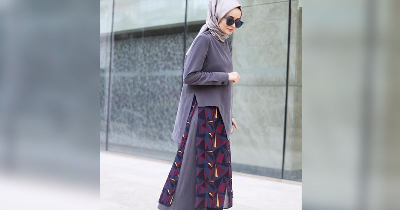 5. Symmetric cut outfit