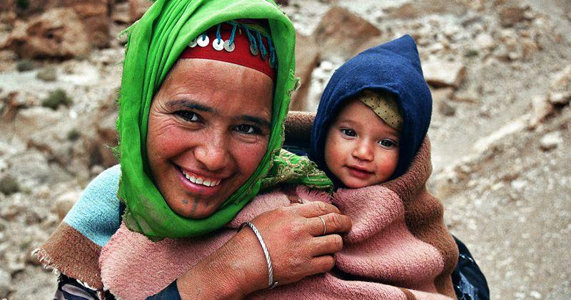 3. Tinerhir, Morocco (2003)