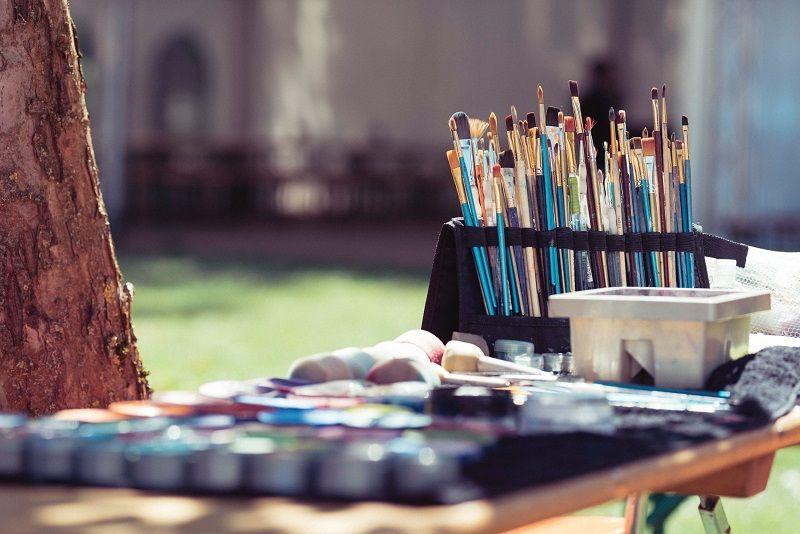 4. Peralatan dapat mengasah hobi kreativitasnya