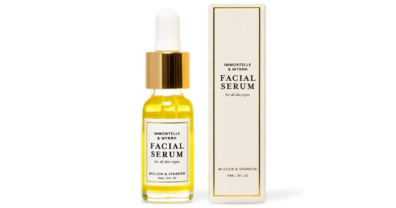 2. Serum is a must