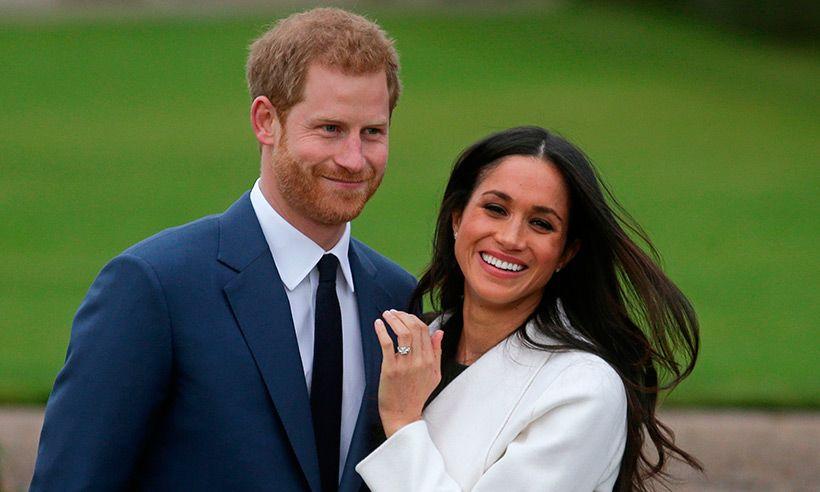 1. Meghan Markle adalah pengantin perempuan tertua Kerajaan Inggris