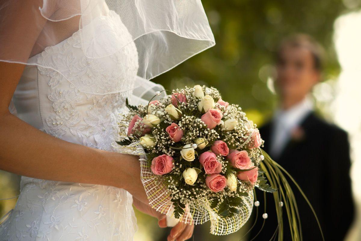 3. Meghan Markle mempertahankan tradisi buket bunga