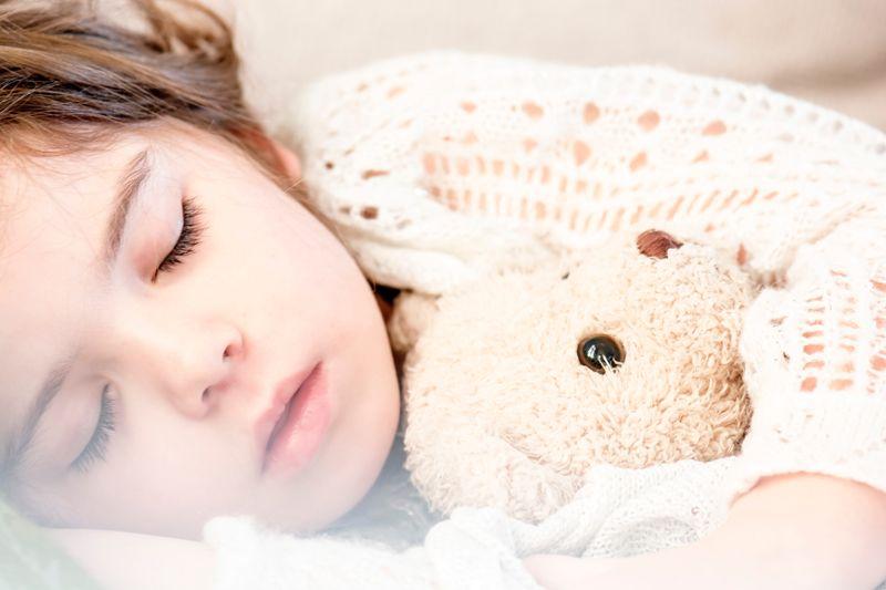 Agar Anak Tidak Berkeringat Saat Tidur Malam Hari