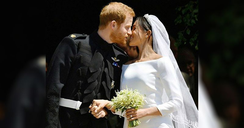 7. Ciuman pertama Meghan Markle Pangeran Harry