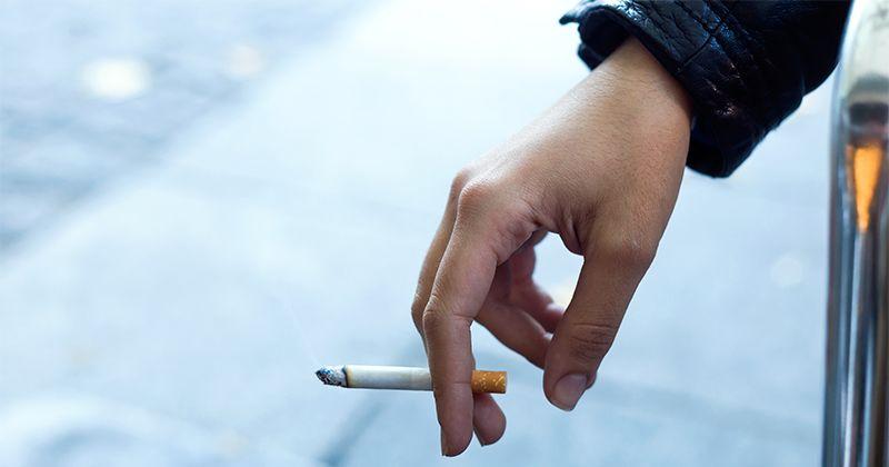 5. Kebiasaan merokok
