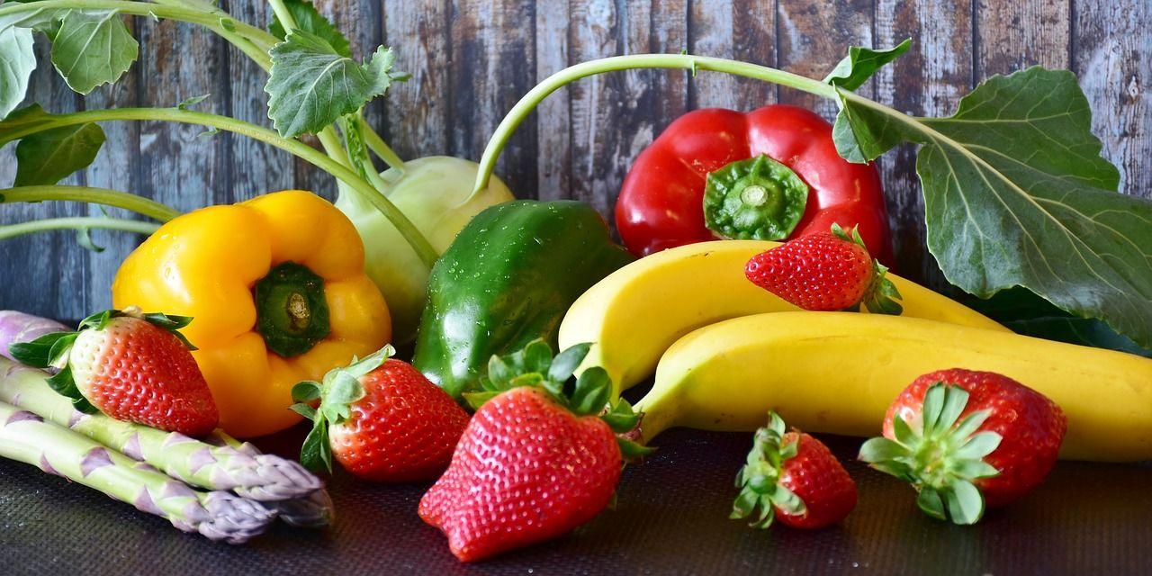 2. Buah sayuran