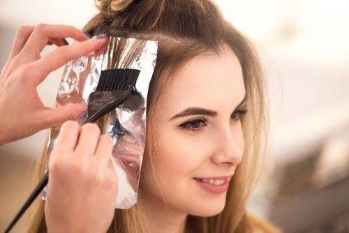 3. Rambut boleh diwarnai, asal