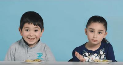 Gemas Ini Reaksi Anak-Anak Penjuru Dunia Mencoba Makanan Indonesia
