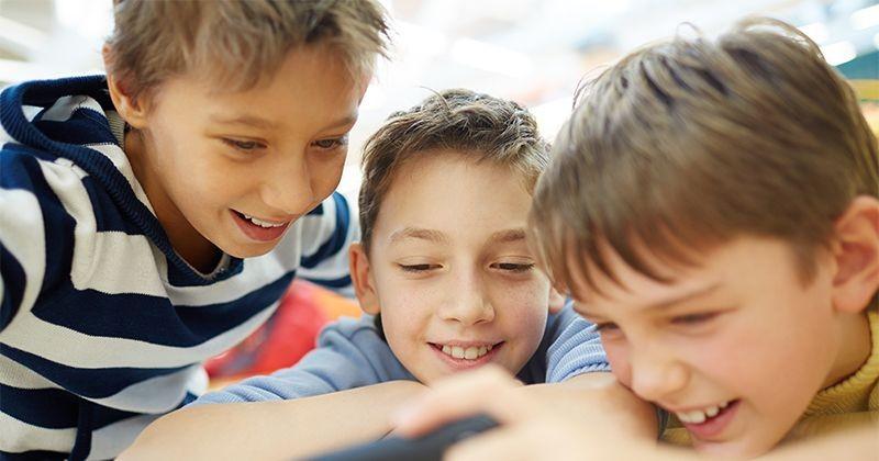 Ajarkan Anak Baca Ekspresi Wajah Dengan Games Ini Yuk Popmama Com