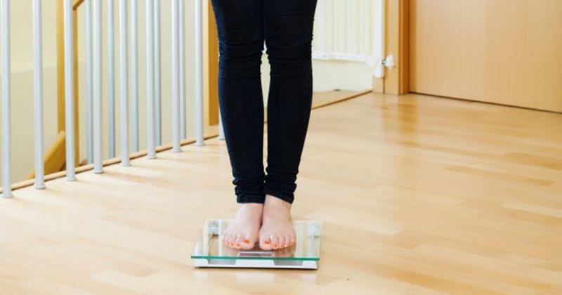 3. Kenaikan berat badan